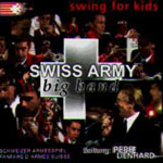 Cover Pepe Lienhard - Swing for Kids